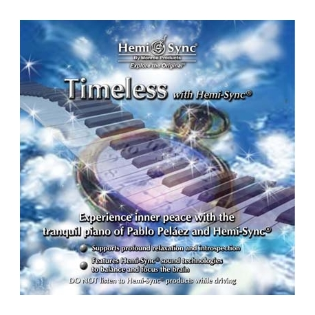 Timeless with Hemi-Sync® Album