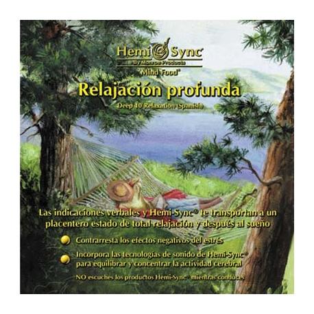 RELAJACION PROFUNDA HEMI-SYNC®