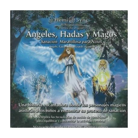 Angeles Hadas y Magos